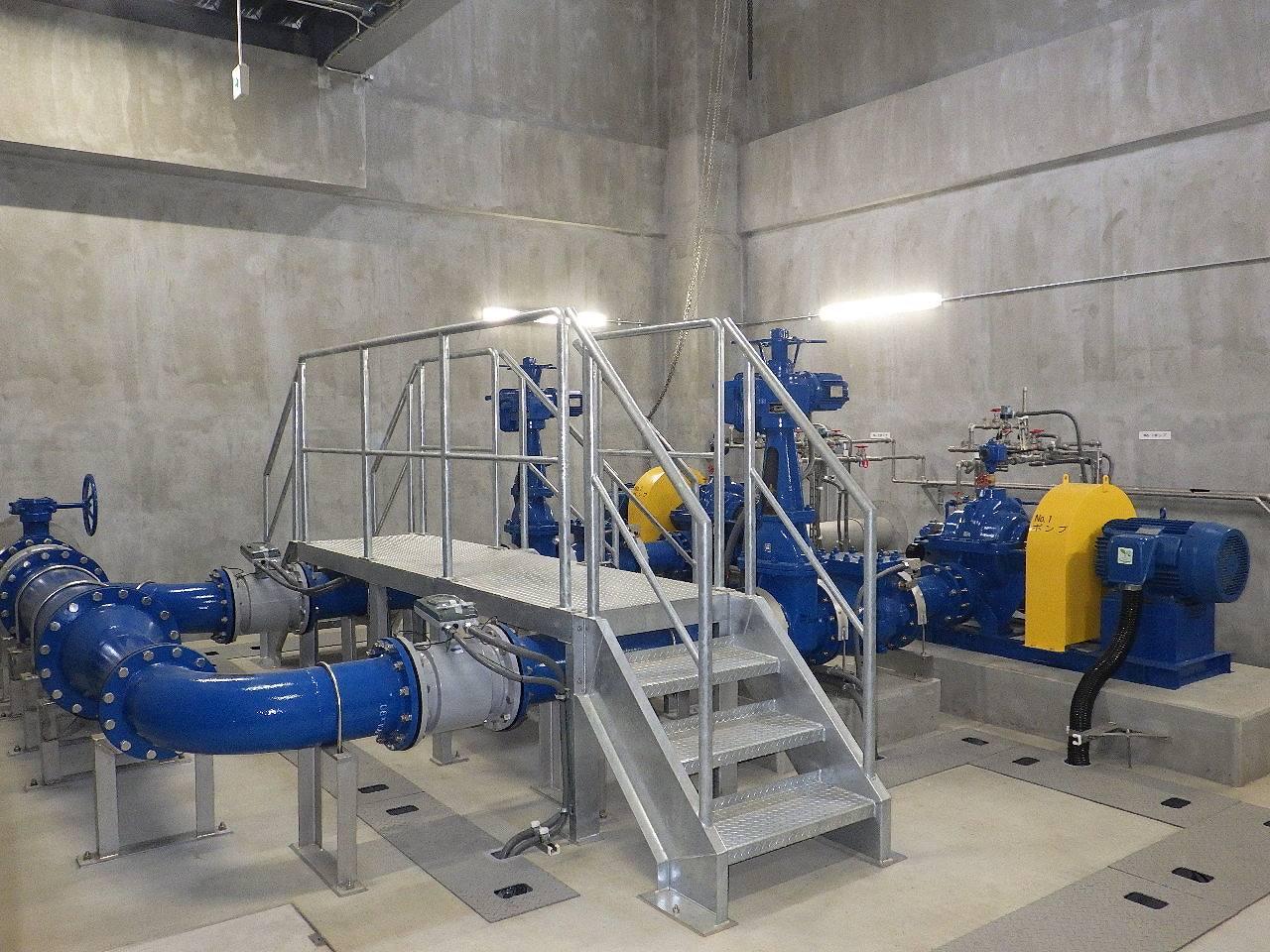 下淀川地区 農地集積加速化基盤整備工事