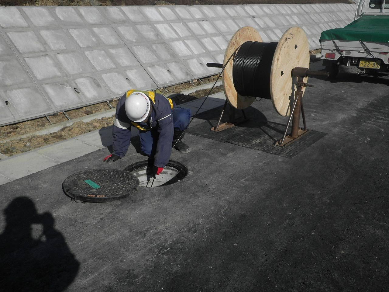 三陸沿岸道路情報収集設備工事